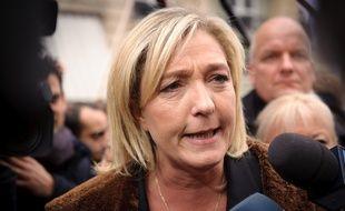 Marine Le Pen (archives)