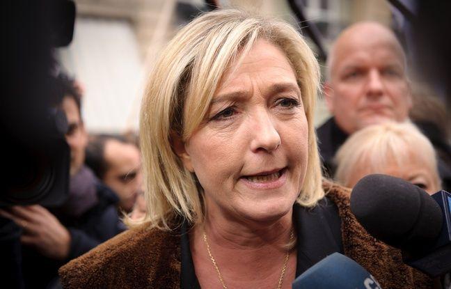 Marine Le Pen vers une mise en examen pour avoir publié un document judiciaire