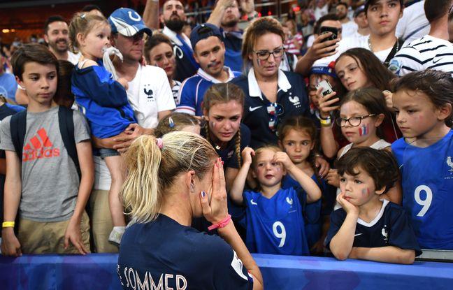 Coupe du monde: Malgré le choc, les Bleues «ont gagné le coeur de millions de Français» et espèrent que ce n'est qu'un début