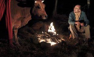 Fatsah Bouyahmed dans La Vache