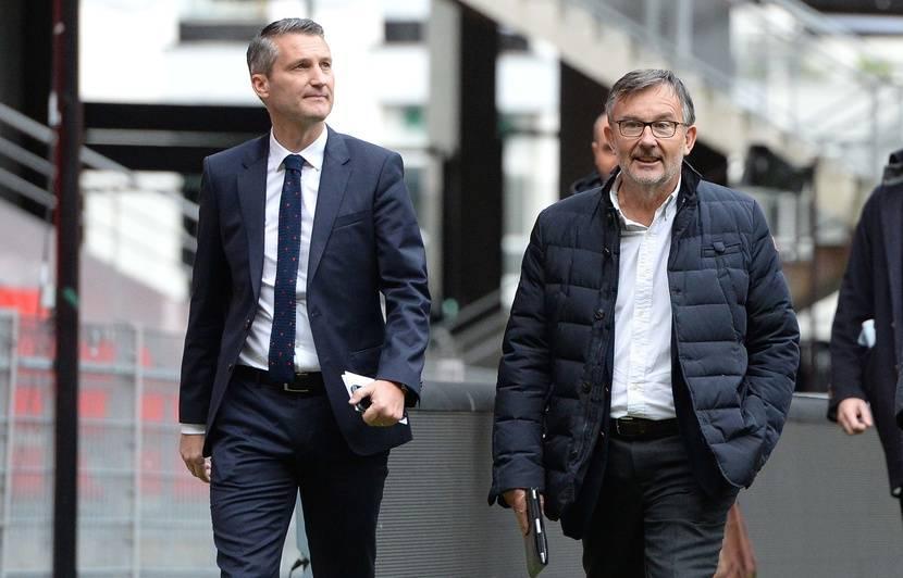Stade Rennais Je Tombe Des Nues Le President Par Interim Jacques Delanoe Raconte L Eviction D Olivier Letang