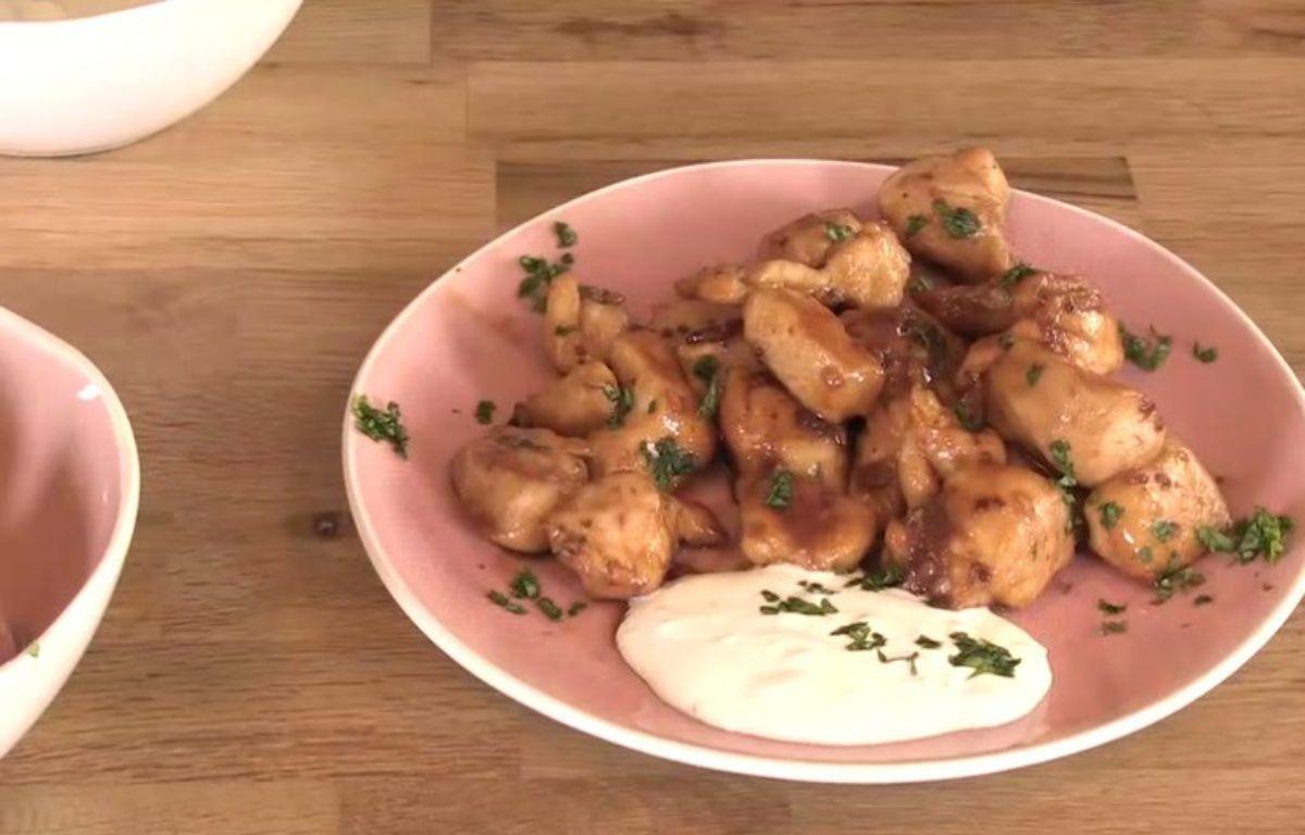 Le poulet au miel et au soja de Papilles et Pupilles. – 20 Minutes