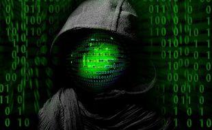 La cyberattaque Wannacry avait affecté 300.000 ordinateurs dans 150 pays (illustration).