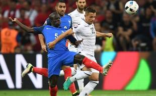 France-Albanie, le 15 juin 2016.