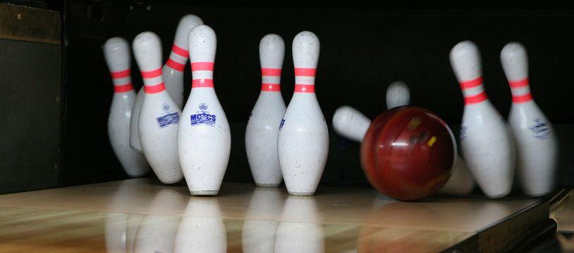 Soirée agitée au bowling de Pamiers. Illustration.