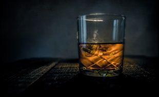 Illustration de whisky