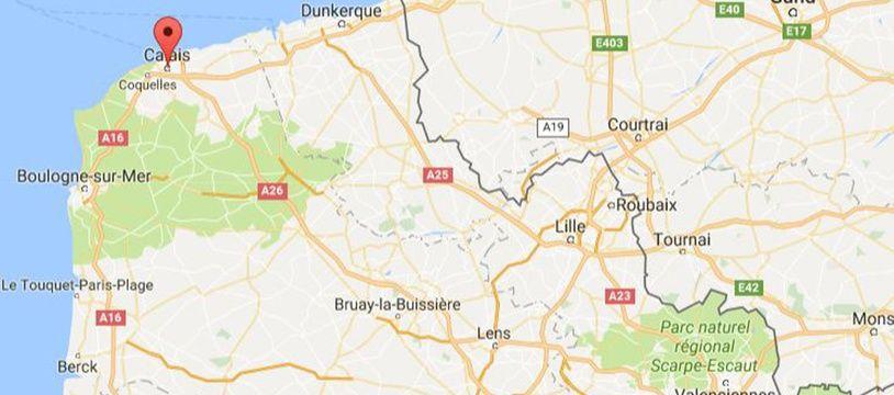 Les faits se sont déroulés à Calais, dans le Pas-de-Calais.