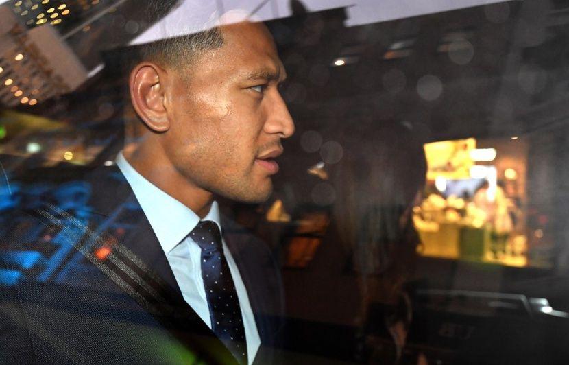 Affaire Folau : l'ex-joueur star se dit « totalement » prêt à réitérer ses propos homophobes et de haine