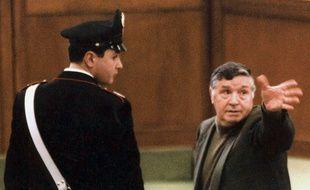 Toto Riina, le Boss de la mafia italienne, est décédé le 16 novembre 2017.