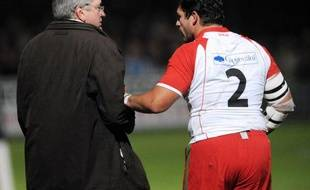 Le derby basque Biarritz-Bayonne du 29 novembre, marqué par l'intrusion sur la pelouse du père d'Imanol Harinordoquy, a connu jeudi son probable épilogue avec la suspension par la Ligue du stade Aguilera pour un match et l'interdiction de stade à Lucien Harinordoquy par le club.