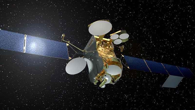 Airbus livre à Eutelsat un satellite tout électrique haute puissance