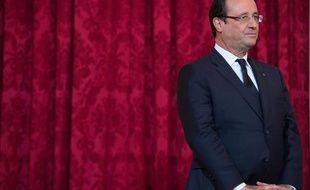 François Hollande a salué dimanche 24novembre l'accord signés sur le nucléaire iranien.