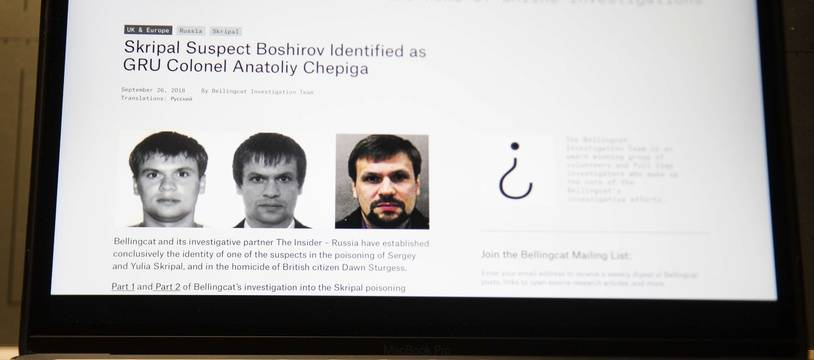Le second suspect dans la tentative d'empoisonnement de Sergueï Skripal serait un médecin du renseignement militaire russe.