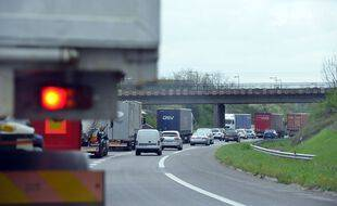 La métropole de Lyon a voté contre le projet d'élargissement à 3 voies de l'A46.