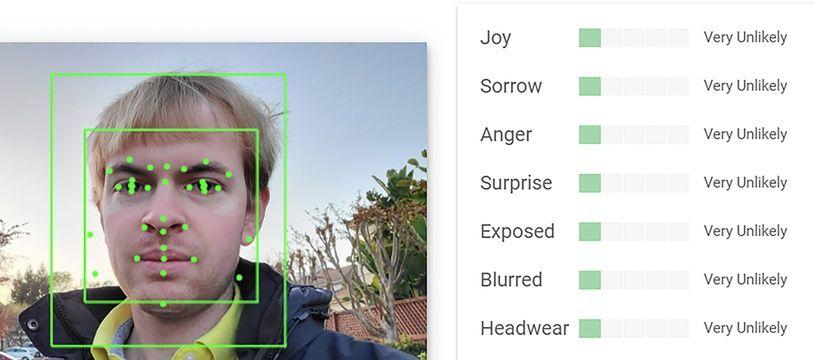 L'intelligence artificielle peut reconnaître les six émotions de base. Illustration.