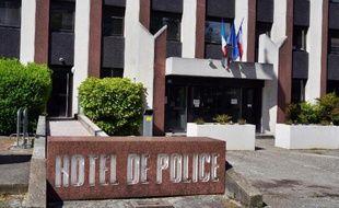Le suspect a été placé en garde à vue. Jeff Pachoud / AFP
