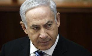 Le Premier ministre israélien Benjamin Netanyahu a indiqué dimanche qu'il refuserait de mener des négocations avec l'Autorité palestinienne si le gouvernement émanant de celle-ci comprend des représentants du Hamas, a affirmé la radio publique israélienne