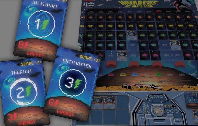 Space Invaders: Le jeu d'arcade culte fait son grand retour en version plateau