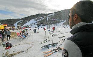 A Auron, 21 pistes (sur 43 au total) étaient ouvertes le week-end dernier.