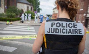 L'enquête est menée par la police judiciaire de Nantes. (illustration)