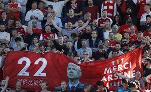La présence d'Arsène Wenger à la tête du club a beaucoup fait pour la popularité d'Arsenal en France.