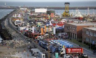 Entre Atlantique et Pacifique, de Mar del Plata (Argentine) à Lima, le Dakar-2012 comptera un nouvel invité avec le Pérou, 27e pays visité par le rallye, mais sera orphelin du triple vainqueur sortant en auto, avec l'absence de Volkswagen