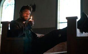 L'acteur Dominic Cooper dans la série «Preacher».