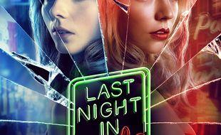 Affiche du film Last night in Soho