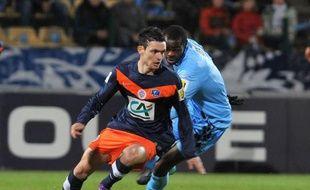 Montpellier est le neuvième pensionnaire de L1 à se qualifier pour les huitièmes de finale de la Coupe de France, après sa petite victoire (1-0) à Tours, lundi.