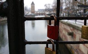 L'opération «Strasbourg mon amour» décline la Saint-Valentin du 10 au 19février…