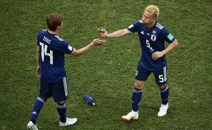 Les Japonais filent en 8e de finale