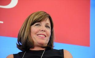 Joelle Ceccaldi-Raynaud, maire de Puteaux.