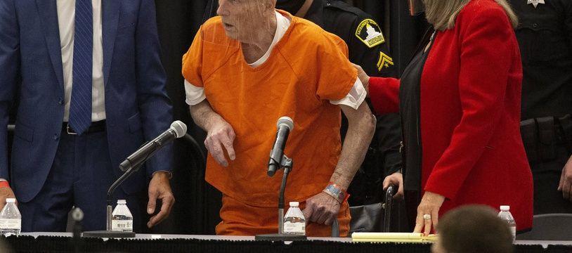 Le «Golden State killer» Joseph James DeAngelo a plaidé coupable de 13 meurtres, le 29 juin 2020, au tribunal de Sacramento.