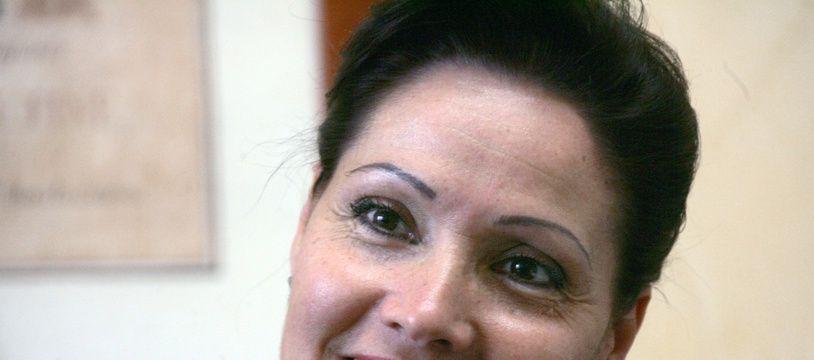 Lisette Narducci, maire du 2e et 3e arrondissement de Marseille.