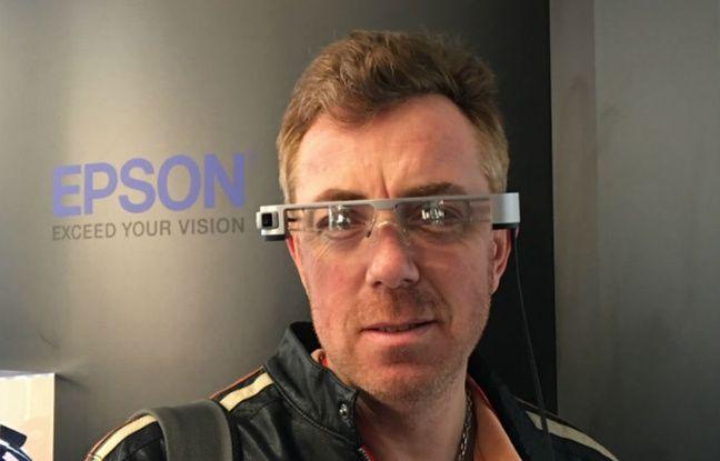 Les futures lunettes Moverio BT-300 d'Epson ouvrent le champ des possibles à la réalité augmentée.