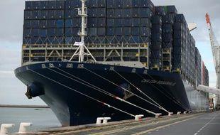 Le havre inauguration du bougainville le plus grand - Grand port maritime du havre recrutement ...