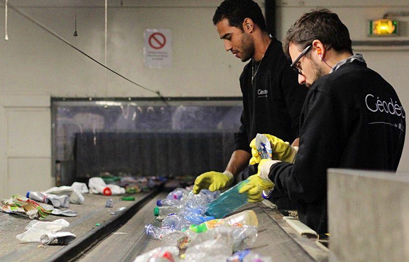 Nice: Révolution en vue, la métropole passe au «tout plastique» dans ses poubelles jaunes