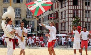 Les Fêtes de Bayonne aimantent près d'un million de personnes depuis mercredi...