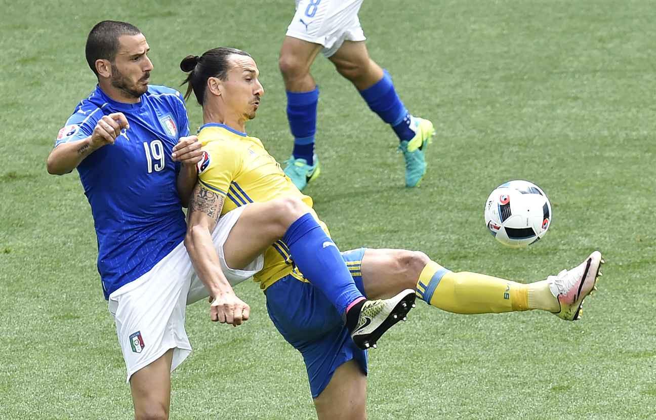 italie suede match