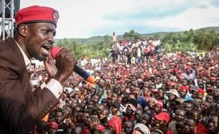 La campagne de l'opposant politique Bobi Wine