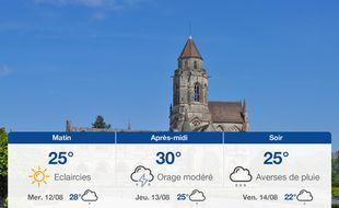 Météo Caen: Prévisions du mardi 11 août 2020