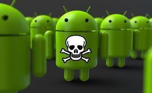 15 applications Android infectées par un dangereux virus