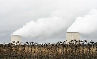 La centrale nucléaire de Golfech dans le Tarn-et-Garonne, à une centaine de kilomètres de Toulouse