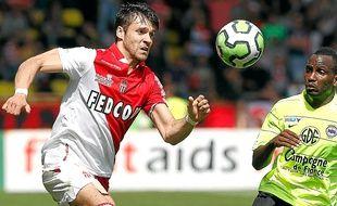 Gary Kagelmacher a disputé 35 matchs la saison dernière avec Monaco.