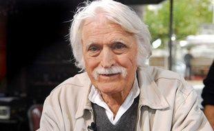 Le journaliste François Cavanna en 2006.