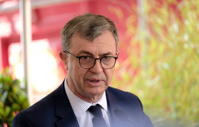 Jean-Pierre Lecoq, maire du 6e arrondissement de Paris.