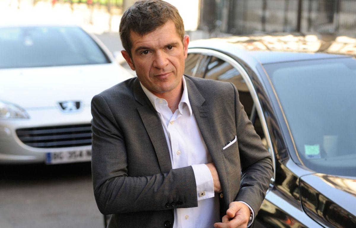Benoist Apparu le 24 septembre 2013 à Paris –  WITT/SIPA