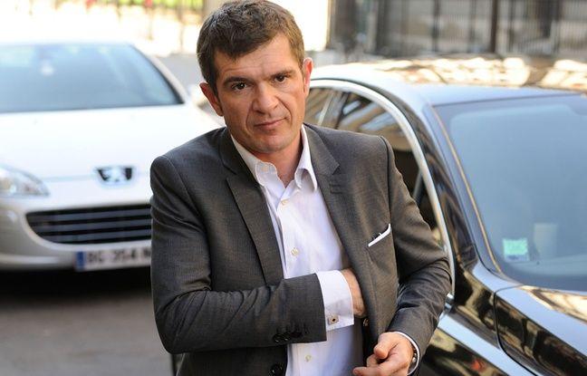 Benoist Apparu le 24 septembre 2013 à Paris