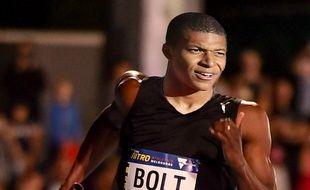 Très rapide ce Kylian Mbappé
