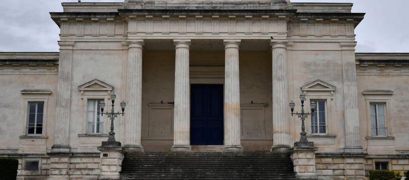 Le tribunal de Charente-Maritime, à Saintes.